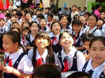 Tuyển sinh đầu cấp năm 2013 tại Hà Nội bắt đầu từ 1/7
