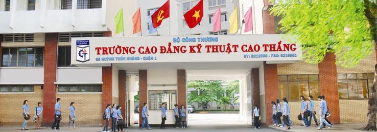 Ty le choi Cao Dang Ky Thuat Cao Thang