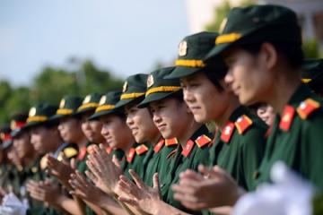 Tỷ lệ chọi 2013 các trường quân đội dự báo sẽ cao hơn mọi năm