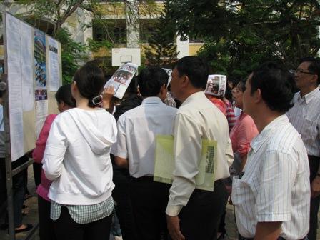 TPHCM chinh thuc cong bo mon thi vao lop 10 nam 2013