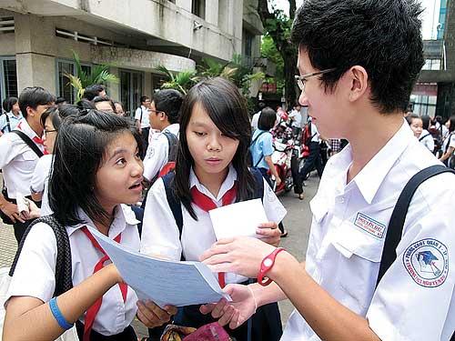 Chi tieu tuyen sinh vao lop 10 nam hoc 2013 - 2014 tai An Giang