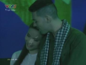 Chung kết Bước nhảy hoàn vũ 2013 - Yến Trang và Tisho