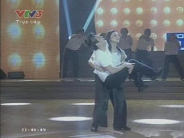 Chung kết Bước nhảy hoàn vũ 2013 - Ngô Kiến Huy và Virto