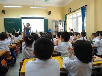 Thi vào lớp 1 năm 2013: Áp lực từ kỳ vọng quá lớn của phụ huynh