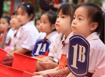 """Tuyển sinh đầu cấp 2013 tại Hà Nội: Thực hiện chủ trương """"4 rõ"""""""
