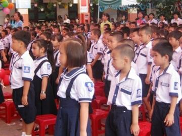 Tuyển sinh đầu cấp tại quận Phú Nhuận, TP.HCM năm 2013 từ ngày 1.7