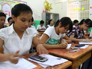 Tuyển sinh ĐH, CĐ 2013: Nhà trường \'bối rối\' vì quy định địa điểm thi