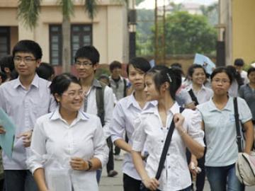 Điểm thi đại học 2013 sẽ được công bố chậm nhất ngày 31/7
