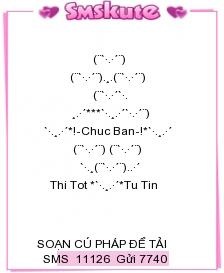 Loi chuc thi dai hoc hay nhat