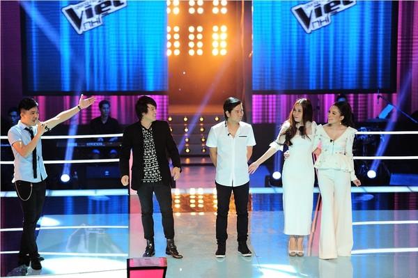 bangiamkhao Giọng hát việt nhí vòng đối đầu tập 1 ngày 6/7/2013