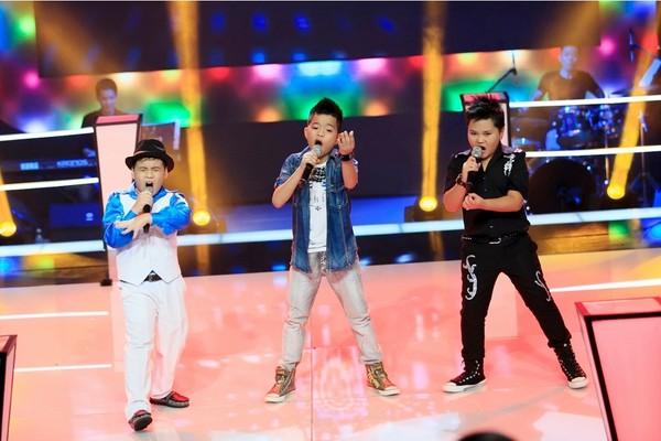 dotridung Giọng hát việt nhí vòng đối đầu tập 1 ngày 6/7/2013
