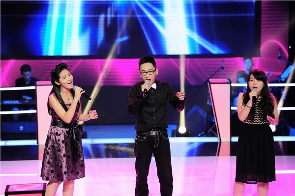 thanhtuan Giọng hát việt nhí vòng đối đầu tập 1 ngày 6/7/2013