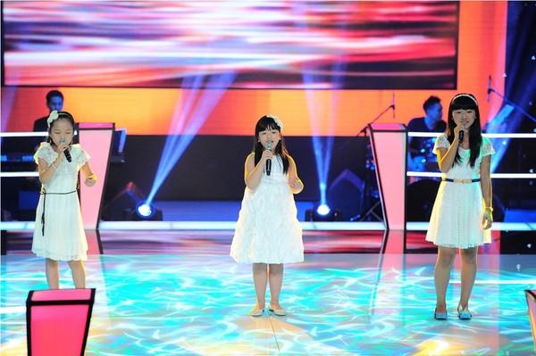 Thành thị Giọng hát việt nhí vòng đối đầu tập 1 ngày 6/7/2013