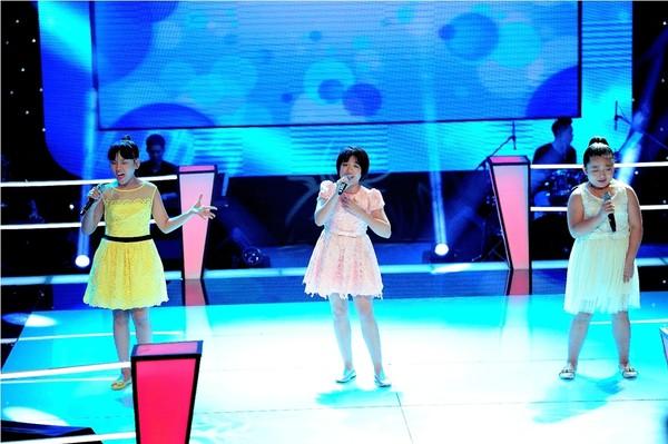 One day của đội Hiền Thục Giọng hát việt nhí vòng đối đầu tập 1 ngày 6/7/2013