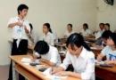 Đáp án đề thi cao đẳng khối C năm 2013