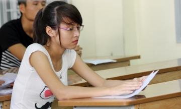 Tuyển sinh đại học 2013: Không có nhiều thí sinh đạt điểm khá giỏi môn lịch sử