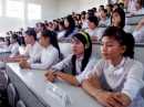 Thủ khoa Đại học Y Thái Bình năm 2013