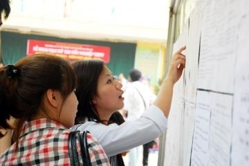Điểm sàn đại học cao đẳng năm 2013 sẽ được công bố vào ngày 8/8