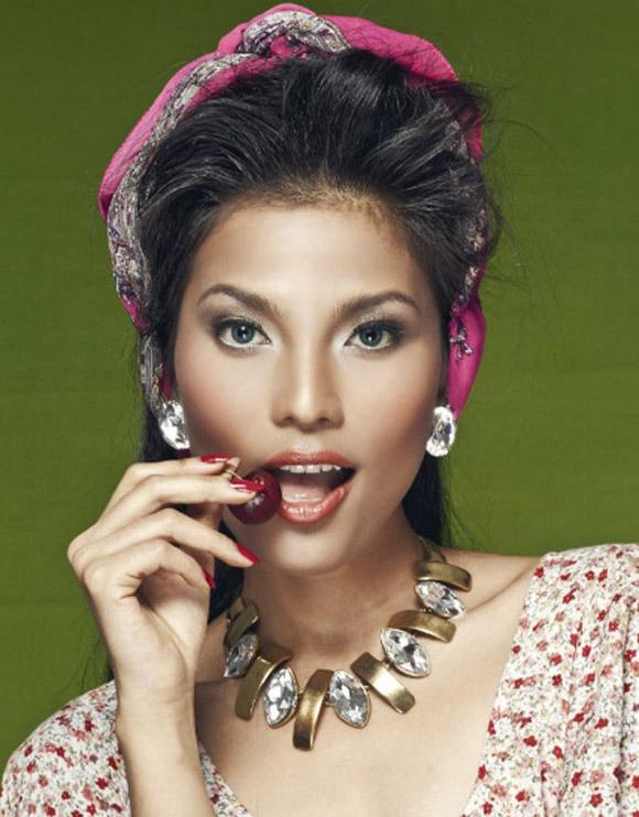 Trương Thị May được đánh giá cao tại Hoa hậu Hoàn vũ