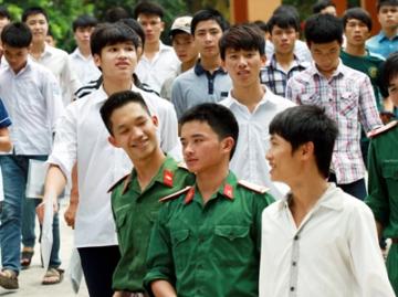 Trường trung cấp Cảnh sát giao thông công bố điểm chuẩn xét tuyển