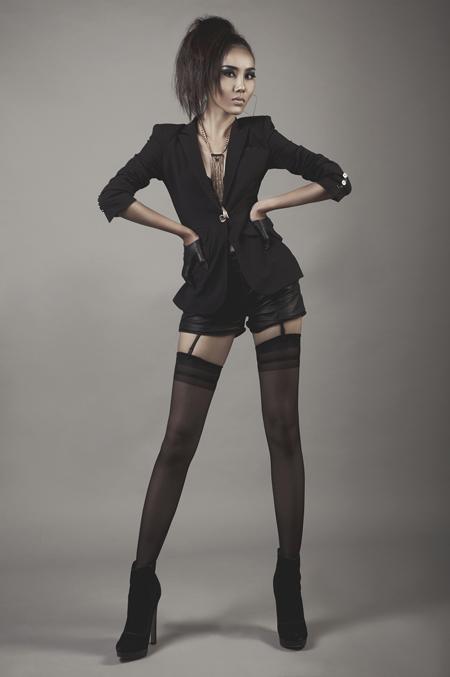 Phương Thảo là thí sinh vào thẳng nhà chung mà không qua vòng sơ loại trực tiếp do chiến thắng ở cuộc thi Top Model Online.