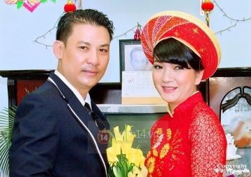 Trọn bộ ảnh đám cưới của cô dâu giống hệt Đàm Vĩnh Hưng