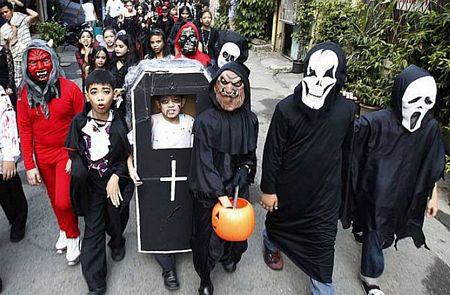 Nguon goc va y nghia ngay Halloween