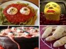 Những món ăn ghê rợn trong ngày Halloween