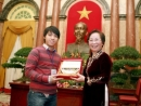 Chàng trai VN nhận bằng tôn vinh sinh viên xuất sắc tại Mỹ