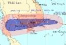 Tin mới nhất bão số 13 năm 2013: Bão Haiyan cấp 17 tiến vào biển Đông