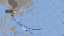 Bão số 15 nếu hình thành lao nhanh không kém bão Haiyan