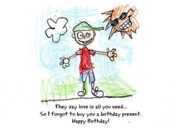 Lời chúc sinh nhật bằng tiếng anh hay tuyệt vời