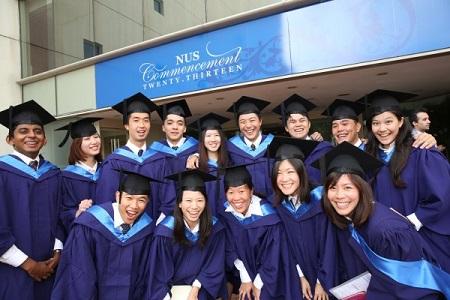 Học bổng toàn phần tại Singapore