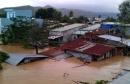 Hàng nghìn ngôi nhà Nam Trung Bộ chìm trong nước lũ