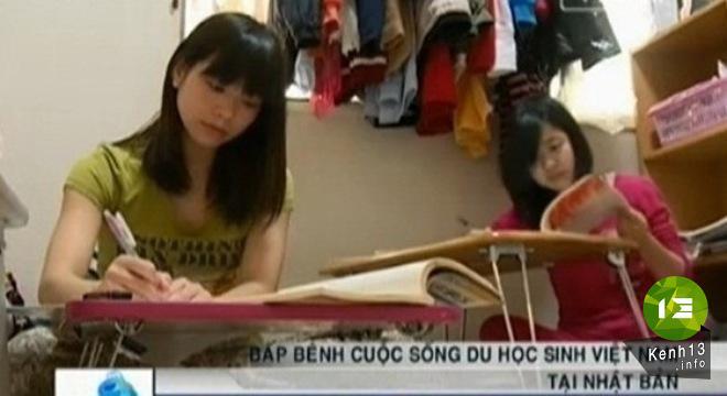 su that dam nuoc mat ve du hoc sinh viet tai nhat1 Sự thật đẫm nước mắt về du học sinh Việt tại Nhật