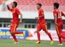 Kết quả trận U23 Việt Nam - U23 Singapore