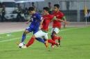 Kết quả bóng đá SeaGames 27: U23 Thái Lan vươn lên đầu bảng