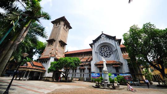 Nhà thờ Cửa Bắc
