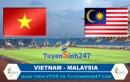 Lịch phát sóng trận U23 Việt Nam - U23 Malaysia (Bóng đá Seagames 27)