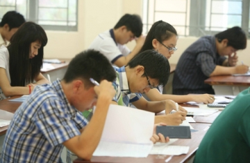 Tuyển sinh Đại học 2014: Thi riêng phải độc lập ngay từ đầu