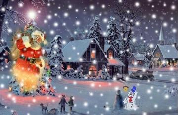 Lời chúc giáng sinh bằng tiếng Anh cho người yêu hay nhất