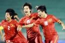Kết quả trận chung kết tuyển nữ Việt Nam và Thái Lan ngày 20/12/2013 - SeaGames 27