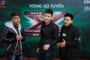 Thí sinh The X-Factor Việt Nam dự thi vòng sơ tuyển miền Bắc