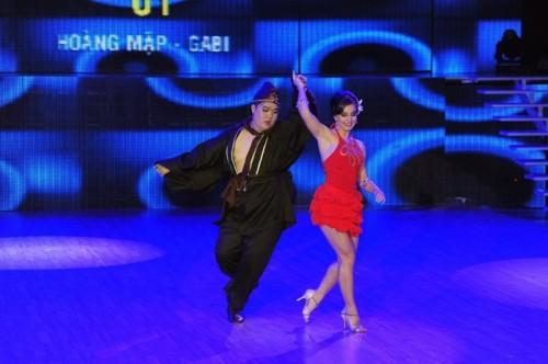 Liveshow 2 buoc nhay hoan vu 2014 (ngay 11/1/2014)