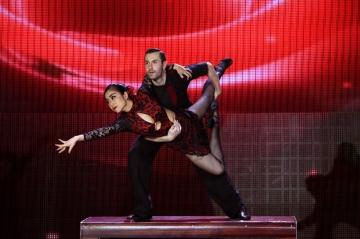 Ốc Thanh Vân dẫn đầu đêm thi thứ 3 bước nhảy hoàn vũ 2014