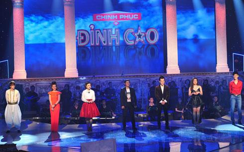 Đến liveshow thứ ba, chương trình vẫn chưa loại thí sinh nào.