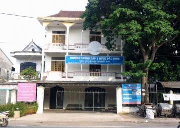 Trường trung cấp y dược Bắc Ninh vi phạm tuyển sinh