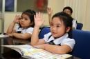 Mỗi lớp tiểu học có không quá 35 học sinh
