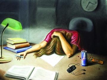 Bí quyết loại bỏ chán nản để học tập chăm chỉ sau tết