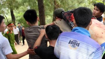 Thanh niên bị đâm chết tại Chùa Hương ngày mùng 6 tết